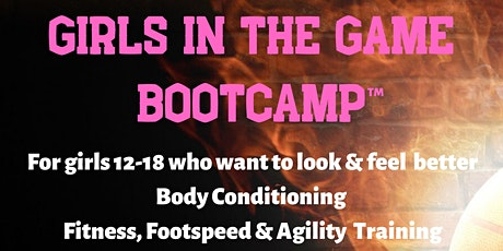 Girls in the Game Bootcamp w/ Special Guest Retired WNBA icon Kym Hampton (4 sessions) tickets