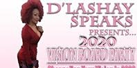 D'Lashay Speaks Presents Vision Board Party