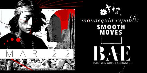 Otis, Mannequin Republic, Smooth Moves, & [ ___ ] at the Bangor Arts Exchange