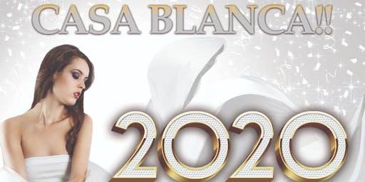 Casa Blanca! New Year's Eve Ball
