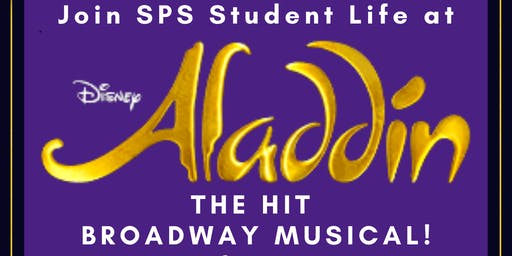 Aladdin The Musical: Columbia SPS