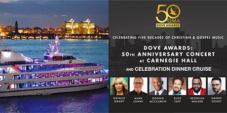 GMA Dove Awards 50th Anniversary Concert & Dinner Cruise Ticket tickets