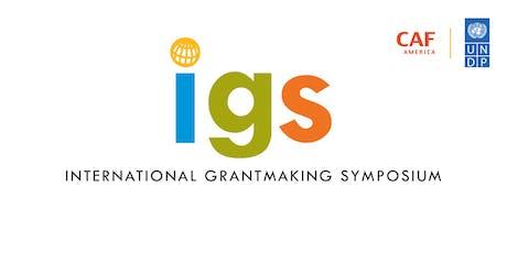International Grantmaking Symposium - IGS 2020 tickets