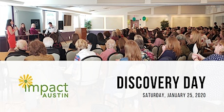 Impact Austin Discovery Day tickets