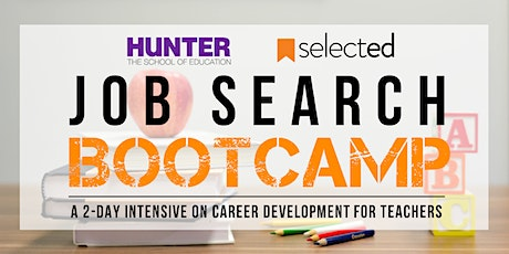 Teacher Job Search Bootcamp tickets
