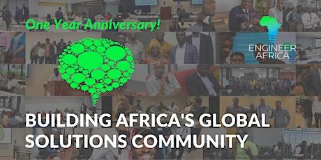 Engineer Africa's One Year Anniversary Celebration tickets