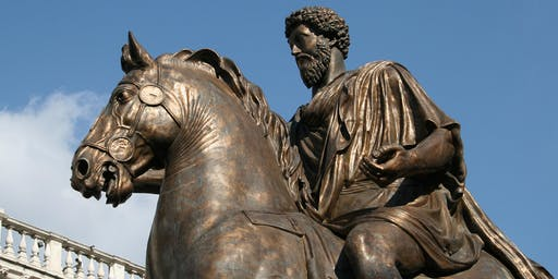 Make Your Life Count: Tips from Emperor Marcus Aurelius (Free Talk)
