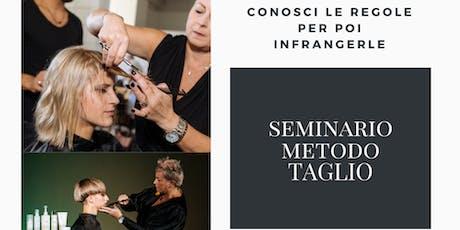 Seminario Metodo Taglio(parte1) biglietti