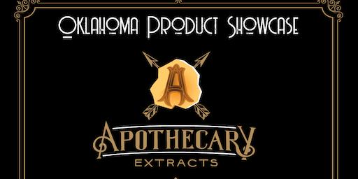 Apothecary Extracts - Oklahoma Product Showcase