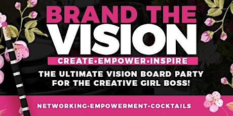 BRAND THE VISION tickets