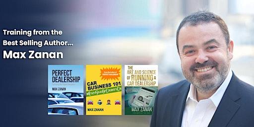 Max Zanan Presents Perfect Dealership Training--F&I Compliance