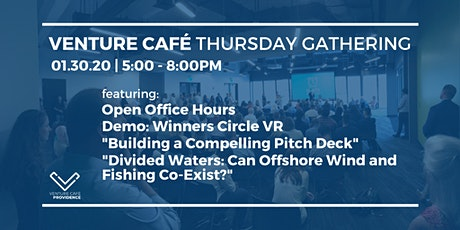 Venture Café Thursday Gathering at District Hall Providence tickets