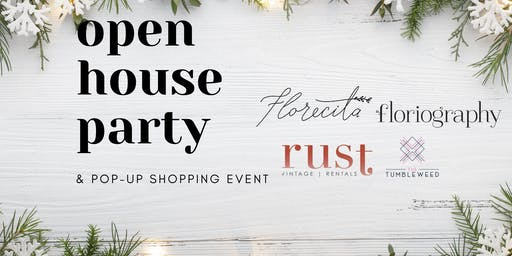 Open House Holiday Party