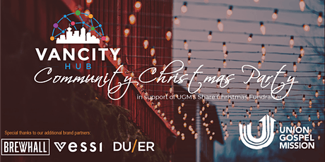 Vancity HUB Community Christmas Party tickets