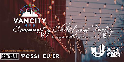 Vancity HUB Community Christmas Party