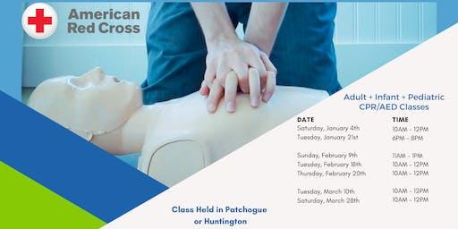 Babysitting/ Pediatric CPR Class
