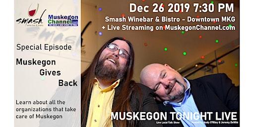Muskegon Tonight Live December