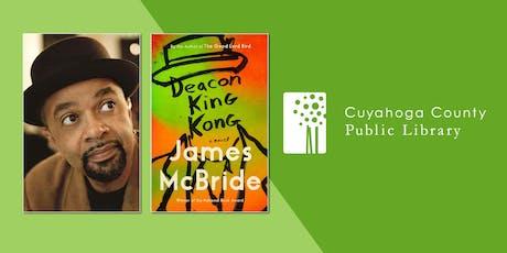 Meet Author James McBride tickets