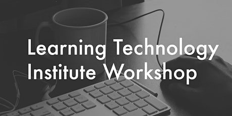 Removing Barriers to Learning: Evaluating Your ELMS Course for Accessibility tickets