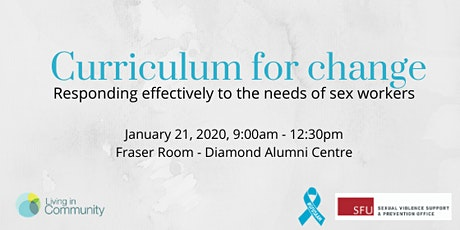 Curriculum for change tickets