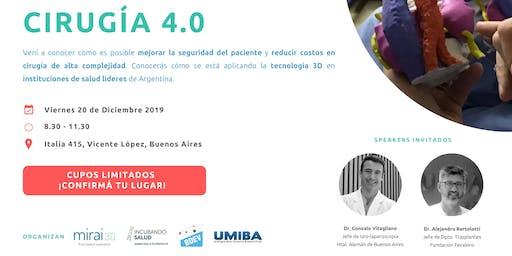CIRUGÍA 4.0 - Nuevas tecnologías para cirugía de alta complejidad