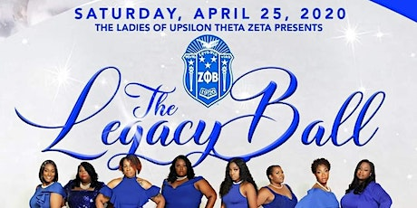 The Legacy Ball tickets