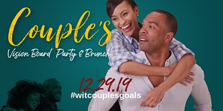 Warmth in Touch Couple's Vision Board Party  tickets