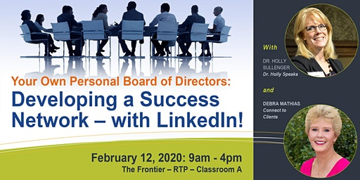 How to Create Your Own Internal Board of Directors - via LinkedIn