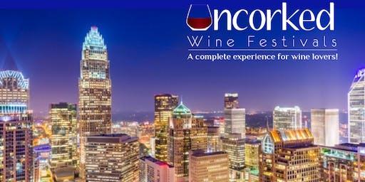 Uncorked: Charlotte WIne Festival