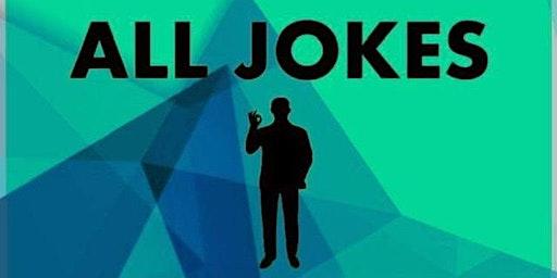 All Jokes Aside Comedy Hour @Dat Dog