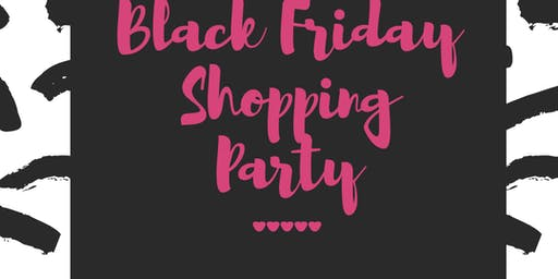 Thee Black Friday After Black Friday!Shopping PARTY!
