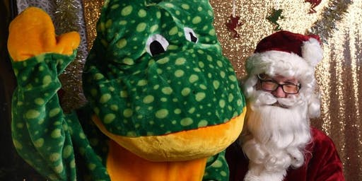 Merry FROGmas! A Family Holiday Event