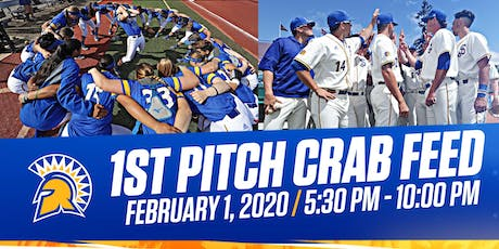 First Pitch Crab Feed tickets