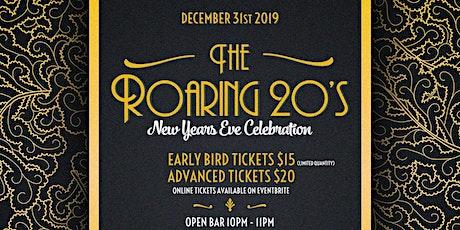 NYE Roaring 20's tickets