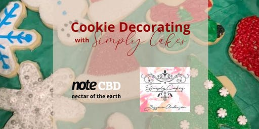 Cookie Decorating with Simply Cakes