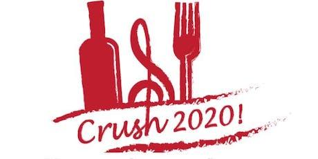 CRUSH 2020! A Wine & Culinary Showcase tickets