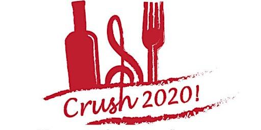 CRUSH 2020! A Wine & Culinary Showcase