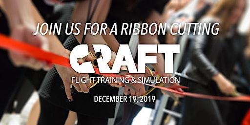 CRAFT Flight Training Ribbon Cutting