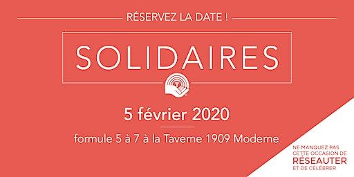 Soirée des Solidaires 2020