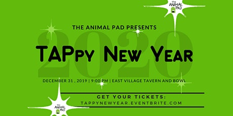 TAPpy New Year! tickets