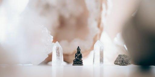 Crystal Meditation and Reiki