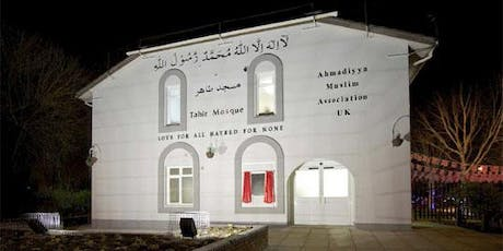 Mosque Open Day tickets