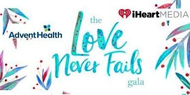 """"""" The Love Never Fails """" Christmas Gala"""