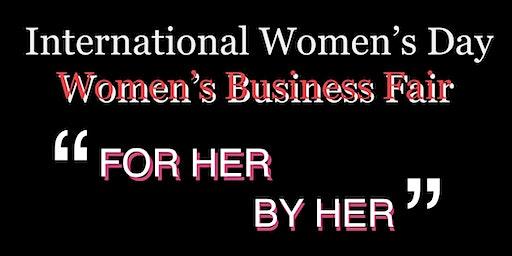 Women's Business Fair - For Women by Women