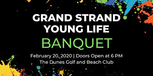 Grand Strand Young Life Banquet