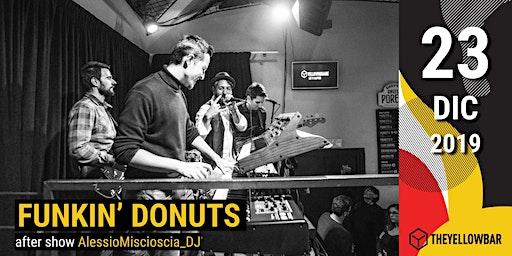 Funkin' Donuts - The Yellow Bar