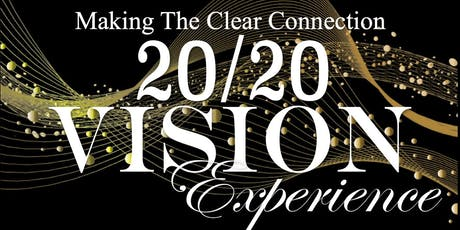 2020 Vision Experience tickets