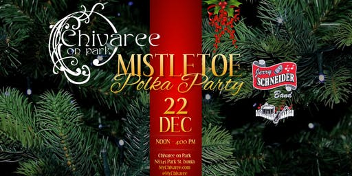 Mistletoe Polka Party