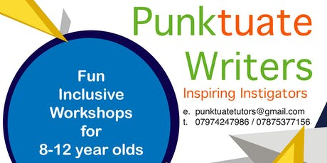 Punktuate Writers Workshop  tickets