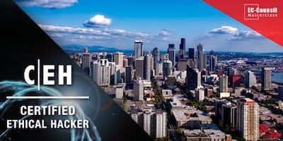 Certified Ethical Hacker (CEH) Masterclass – Seattle, WA
